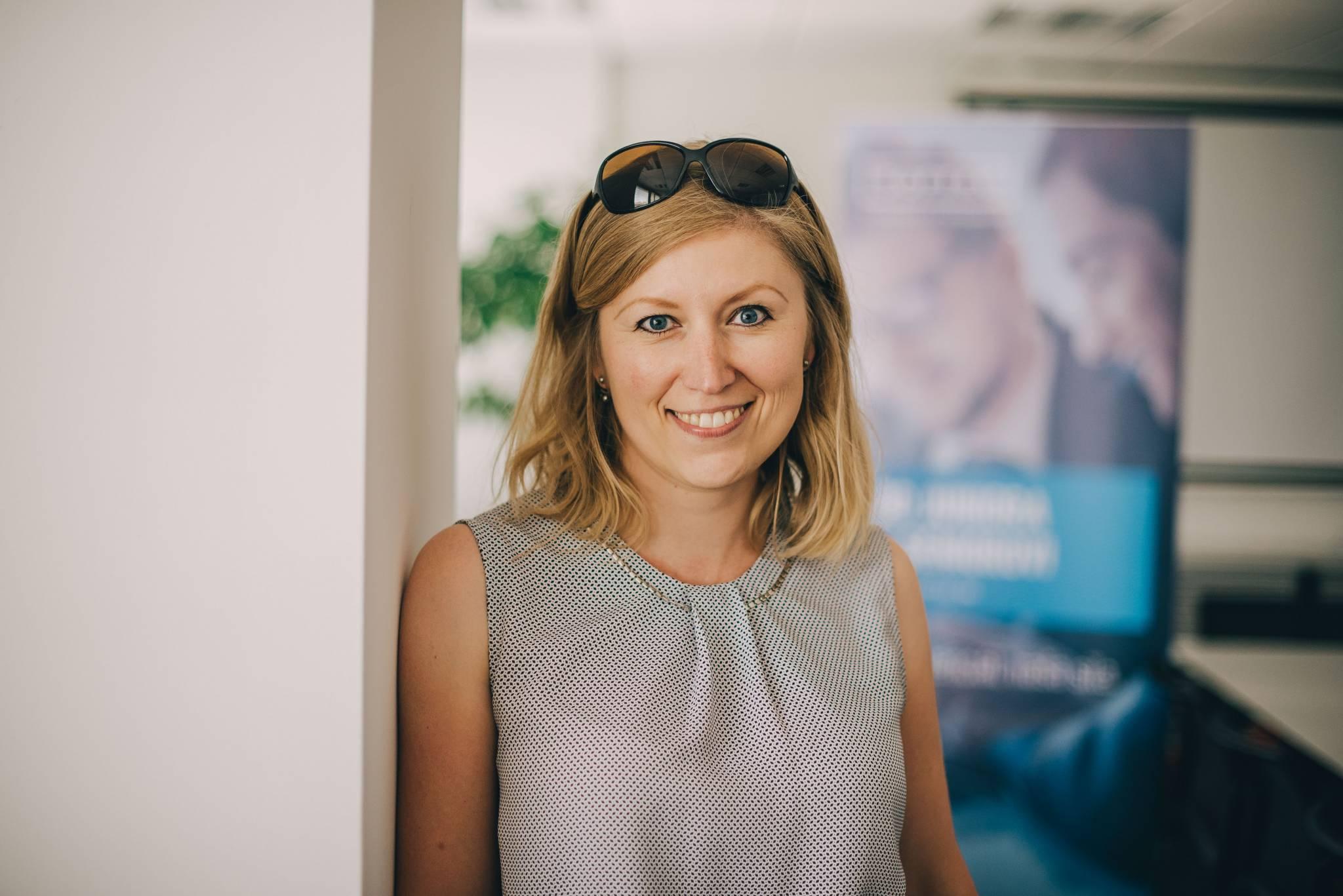 Erika Pallayová_HR business partner